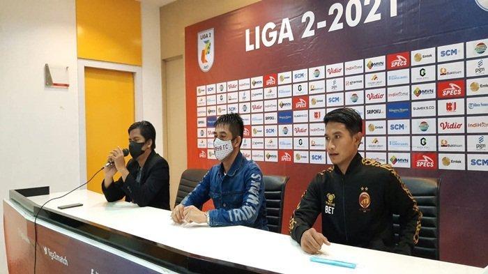 Nil Maizar Sebut Intruksi di Babak Kedua, Bawa Sriwijaya FC Raih Hasil Positif