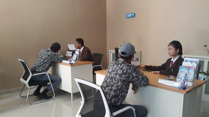 SMK Negeri 1 Palembang Luncurkan Bank Mini dan One Mart