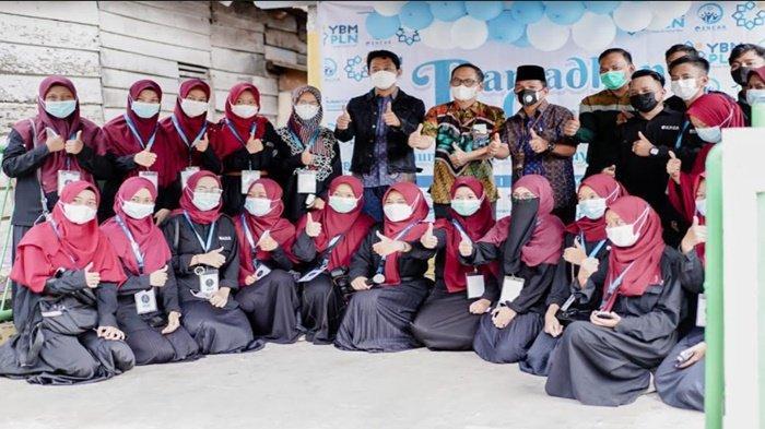 Kembali Tebar Keberkahan Ramadan, YBM PLN Resmikan Rumah Cahaya Indonesia di  Kota Palembang