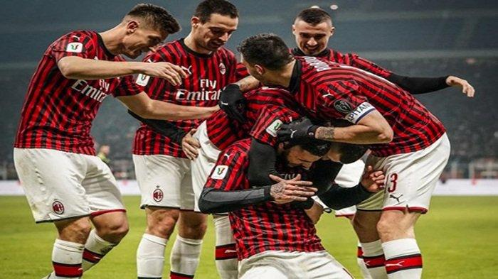 Hasil dan Klasemen Liga Italia : AC Milan Masih Dipuncak Meski Gagal Menang Lawan AS Roma