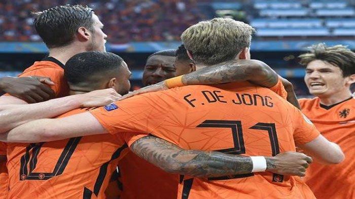 Daftar Skuad Pemain Belanda di Kualifikasi Piala Dunia 2022 Zona Eropa, Tampil Dengan Wajah Baru