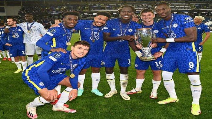 Daftar Skuad Pemain Chelsea Musim 2021-2022 Lengkap Dengan Posisi dan Nomor Punggung