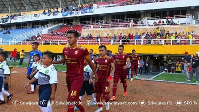 Meski Kompetisi Dihentikan, Manajemen Sriwijaya FC Tetap Gaji Penuh Para Pemainnya