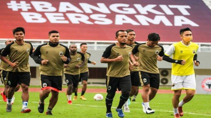 Daftar Lengkap Skuad Nama Pemain Muba Babel United di Liga 2 Musim 2021, Siap Tempur di Grup A