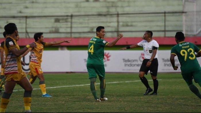 Kapten Sriwijaya FC, Ambrizal Bicara Persaingan Liga 2 Indonesia Jika Kembali Bergulir