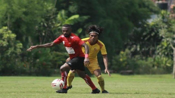 Kesehatan Jauh Lebih Penting, Pemain Sriwijaya FC, Erwin Gutawa Berharap Kompetisi Dapat Berjalan
