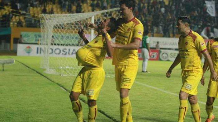 Cetak Gol Saat SFC Kalahkan Barito 2-0, Rizsky Dwi Ramadhana Persembahkan untuk Istri yang Hamil