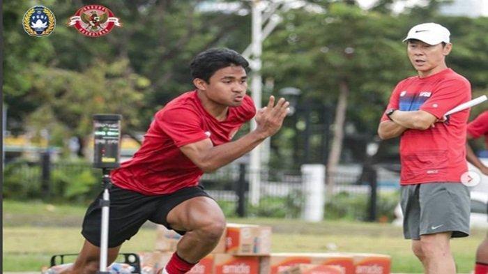 Shin Tae-yong Minta Pemain Timnas Indonesia Terus Berlari