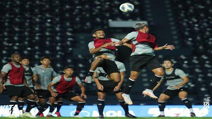 Jadwal Sepak Bola dan Prediksi Line Up Pemain Timnas Indonesia Vs Taiwan Malam Ini