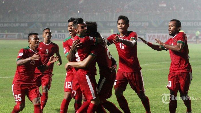 Tanpa Luis Milla, Timnas Indonesia Siap Jalani Laga Ujicoba Untuk Menjaga Asa Juara Piala AFF