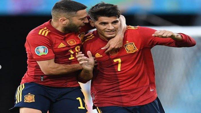 Cara Nonton Live Streaming Italia vs Spanyol Semifinal Euro 2020 Malam ini, RCTI dan Mola TV