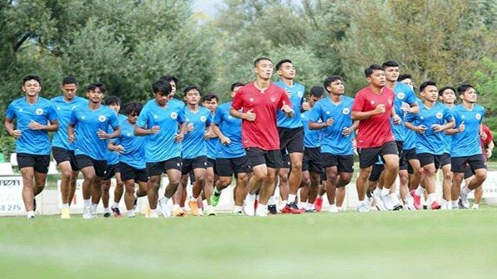 Bukan Hanya Latihan Keras, Tak Sembarangan Makanan Boleh Disantap Pemain Timnas U-19 Indonesia
