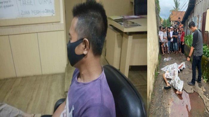 Gara-gara Tak Dapat Sabu & Kesal Dituduh Cepu, Penyebab Pembunuhan di Lorong Indrawati 11 Ulu