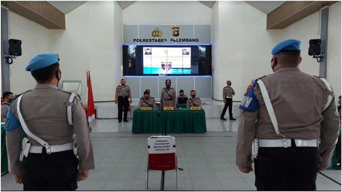 4 Bulan Berturut Mangkir, Oknum Polisi di Palembang Dipecat, Sebelumnya Dinas di Polsek Gandus