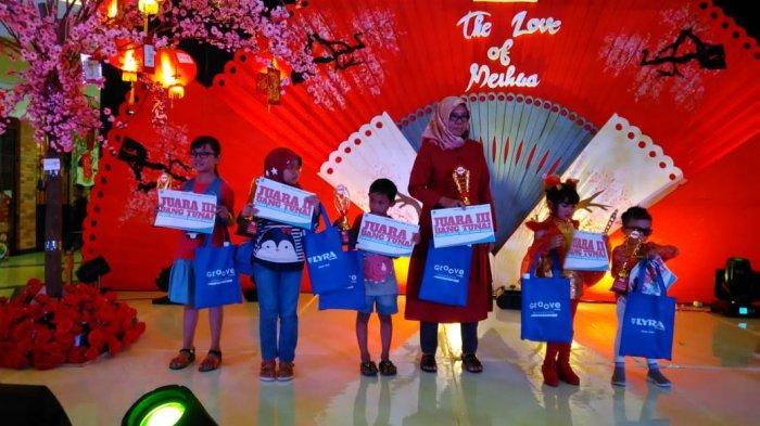 Ini Nama-nama Pemenang Lomba Menggambar-Mewarnai serta Fashion Show FII Sripo-Tribun