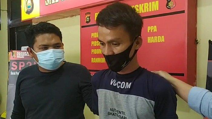 Rampas Uang Rp 2,5 Juta Milik Penumpang Angkot Tangga Buntung Palembang, Rendi Diringkus