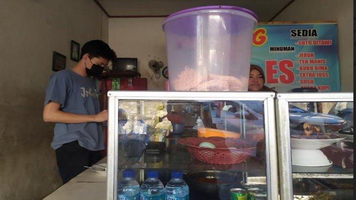 Koordinator Warteg Sebut Pemerintah Ngawur Batasi Orang Makan 20 Menit : Bisa Ada yang Mati Tersedak