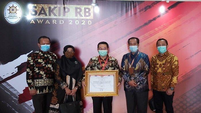 Pemkab Muaraenim Kembali Raih Akuntabilitas Kinerja Pemerintah Terbaik di Sumatera Selatan