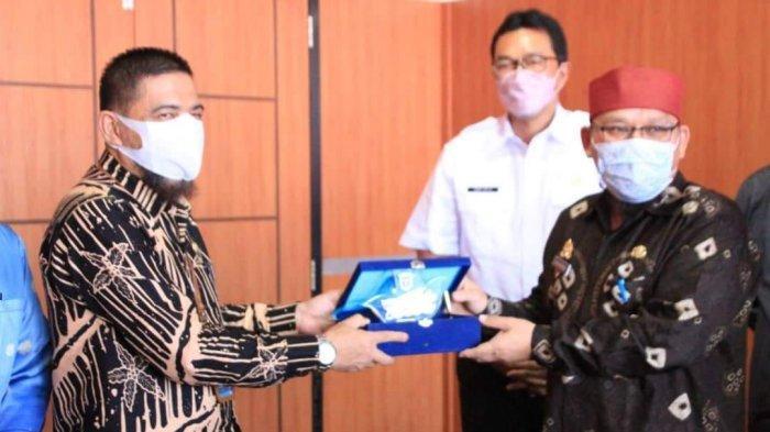 Pemkab OKI terima Kunjungan Pemkab Muba, Berbagi Langkah Strategis Resolusi Sengketa Lahan