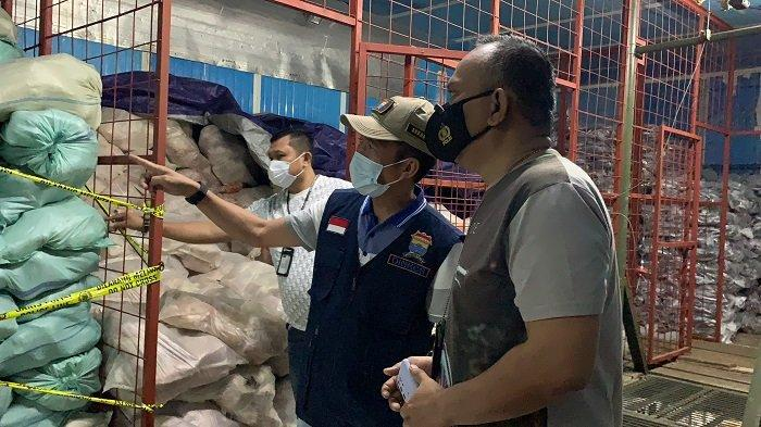 Pemkot Palembang Bakal Cabut Izin Distributor Ikan Giling Berformalin di Jakabaring