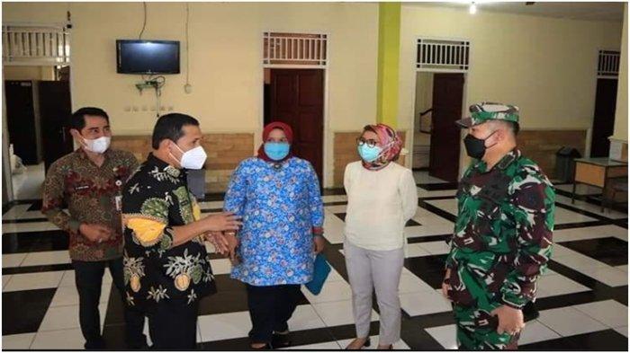 Covid Meningkat, Pemkot Lubuklinggau Siapkan Gedung UPT Diklat untuk Rumah Sehat Pasien Covid-19