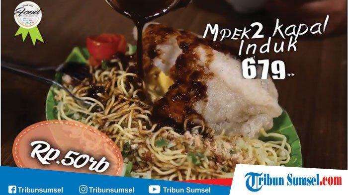 Berkat Kuliner Palembang Masuk 10 Kota/Kabupaten Paling Kreatif se-Indonesia