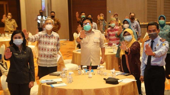 Minimalisir Kekerasan Terhadap Anak, Pemprov Sumsel Bentuk UPTD P2TP2A di 4 Kab/Kota