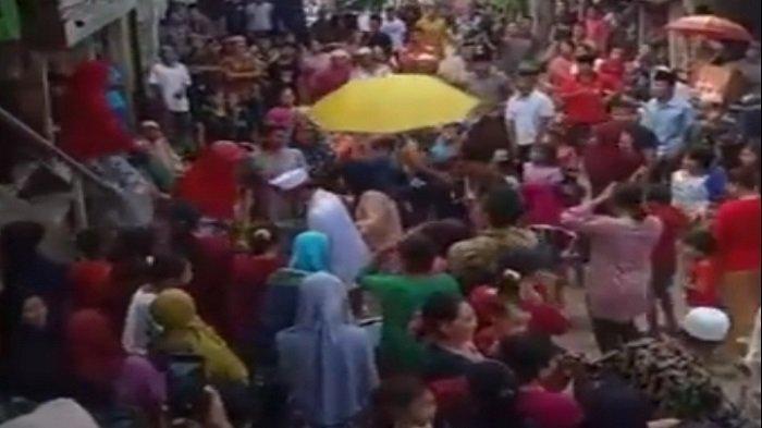 Duduk Perkara Pemuda di Muratara Nikahi Dua Gadis Dalam Sehari, Resepsi Tahun Depan