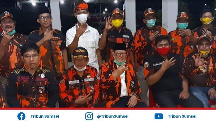 Pemuda Pancasila Muratara Nyatakan Sikap Dukung Syarif-Surian di Pilkada Muratara
