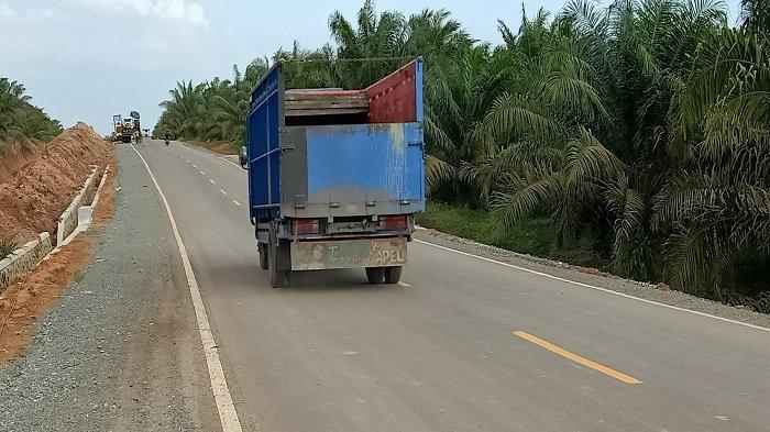 Uang Tak Kunjung Masuk Rekening, Ganti Rugi Lahan Exit Tol PPKA Dipertanyakan Warga