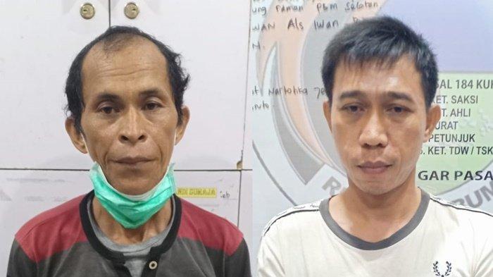 Penangkapan Pengedar Narkoba di Prabujaya dan Tanjung Raman Prabumulih