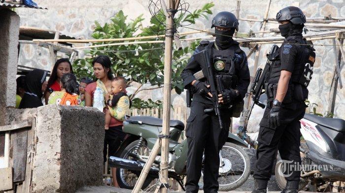 5 Teroris Siap Menyerang Mako Brimob, Dua 'Pengantin' Berani Lakukan Ini