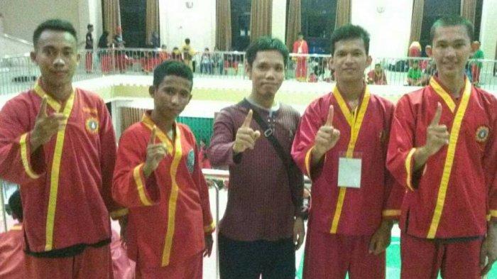 Pesilat MAN 1 Palembang Sabet Medali Emas di Kejuaraan Pencak Silat
