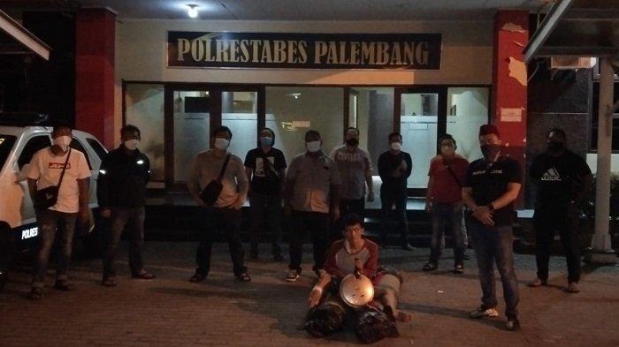 Barang Diangkut Naik Mobil, Buronan Pencurian di Rusun Radial Palembang Diringkus