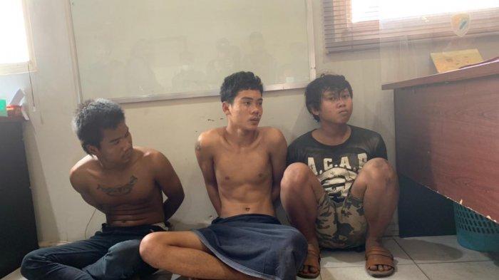 Ini Dia Tiga Sekawan Pencuri Ponsel di Rumah Makan di Palembang