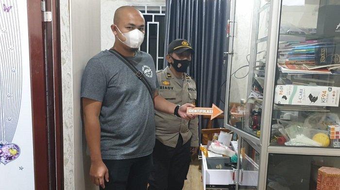 Ditinggal Mudik, Rumah 2 Lantai di Jakabaring Dikuras Maling, Terali Besi Jebol