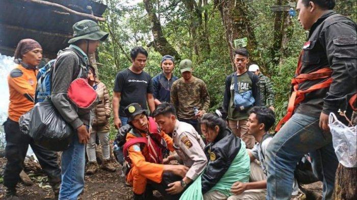 7 Pendaki Gunung Dempo Pagaralam Alami Hipotermia, Tiga Diantaranya Wanita