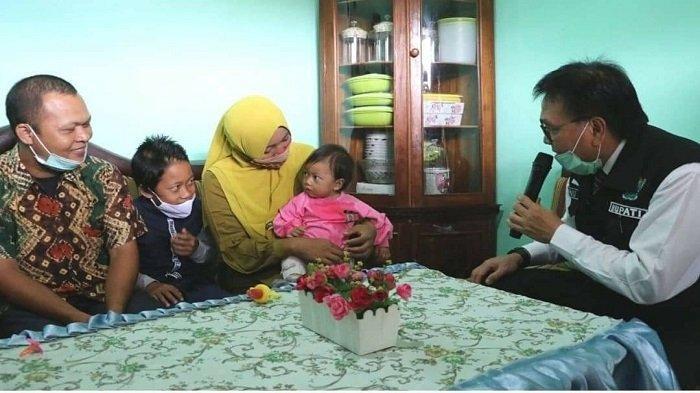 PLH Bupati  Muaraenim Ajak Seluruh Masyarakat Sukseskan Pendataan Keluarga 2021