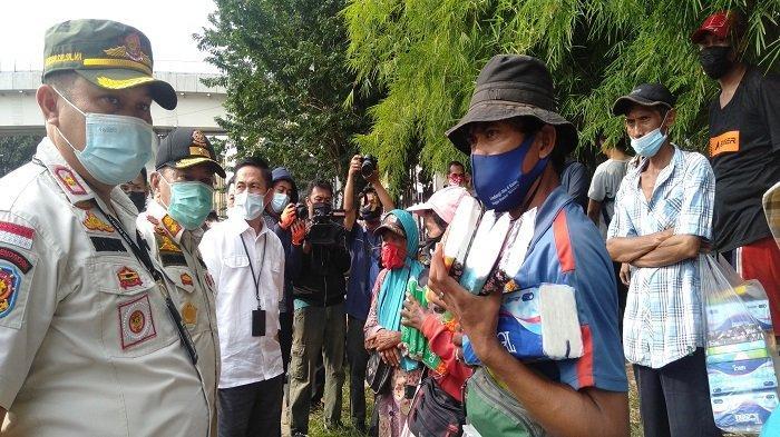Dugaan Eksploitasi Anak Untuk Mengemis di Palembang Viral, Sat Pol PP Gelar Razia