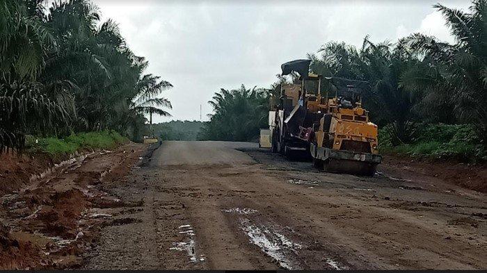 Update Pengadaan Lahan Exit Tol Mesuji-Lintas Timur, 184 Sudah Ganti Rugi, Selesai Desember 2021