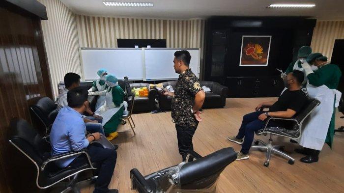 Sempat Dinas ke Berbagai Kota, Sekwan DPRD Palembang Klaim Semua Anggota Sudah Dites Corona