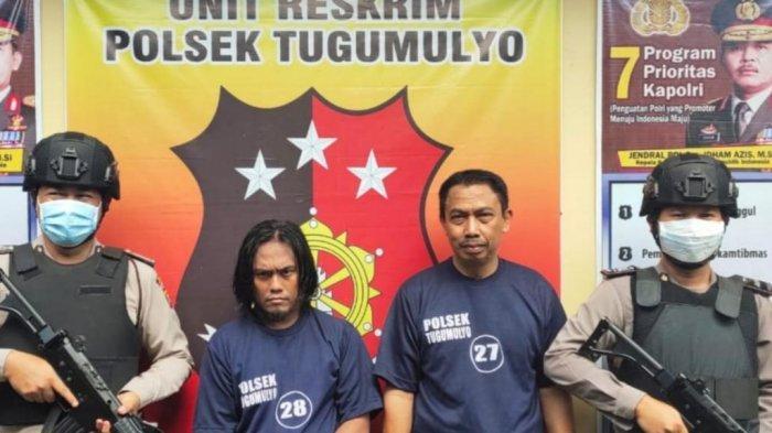 Pengedar Uang Palsu Ditangkap Saat Kondangan, Keliling Belanja di Warung-warung
