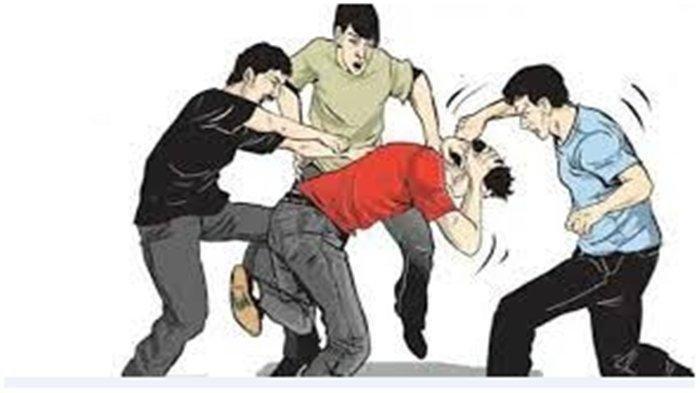 Cekcok Pasca Lakalantas, Anggota Polri di Musi Rawas Dikeroyok 6 Orang, Ini Kronologinya