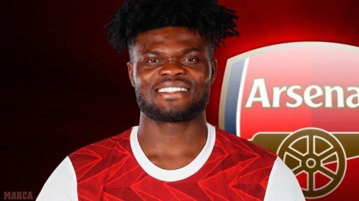 Ya Ampun, Bintang Arsenal, Thomas Partey, Ketagihan Indomie, Banyak Uangnya Beli  Mi, Liga Inggris