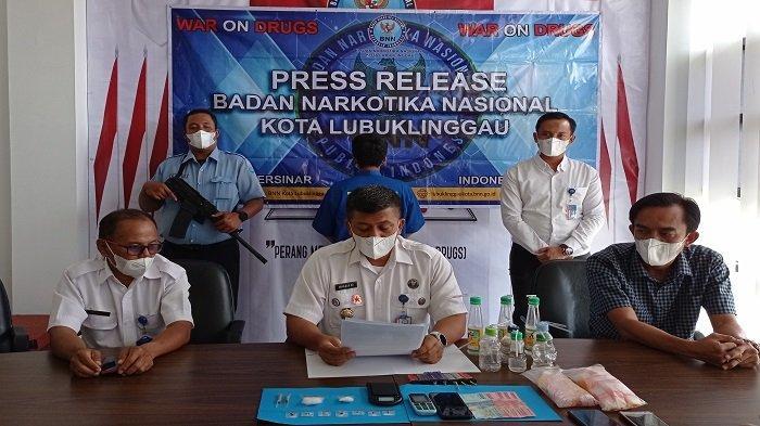 Usai Gerebek Bandar Narkoba di Muara Tiku Muratara, BNN Lubuklinggau Bakal Bentuk Tim Terpadu