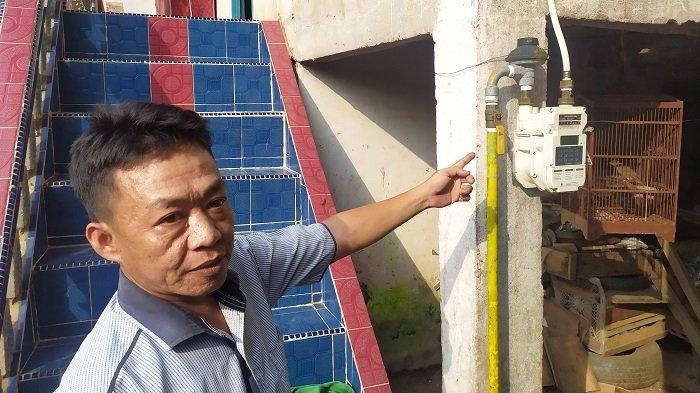 Cerita Ediyanto, Warga 5 Ulu Palembang Beli Token Jargas Rp 50 ribu untuk Sebulan