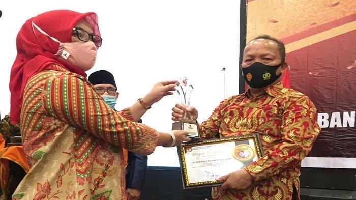 Wujudkan Pilkada Aman dan Kondusif, Polres Ogan Ilir Dapat Penghargaan dari KPU Ogan Ilir