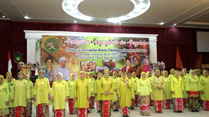 Renny Nasrun Jabat Ketua PWP Sumsel