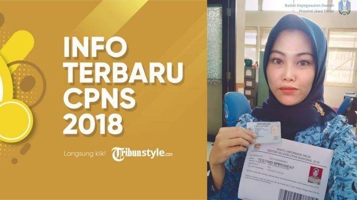 Klik Di Sini, Cara Mengecek Hasil Seleksi Administrasi Penerimaan CPNS 2018 di sscn.bkn.go.id
