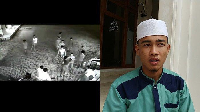 VIRAL Pengurus Masjid di Palembang Dikeroyok Para Pemuda, Diduga Tak Senang Karena Bangunkan Sahur